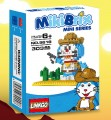 Linkgo MikiBrix mini series - Doraemon Cowboy