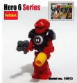 Decool minifigure  Hero 6 series - Furno
