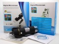 Digital Microscope 500 Package with Metal Stand
