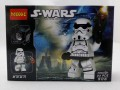 Decool minifigure S-War Series Storm Trooper NO PACKING BOX
