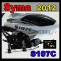 SYMA S107C 3.5 Channel Gyro RC Helicopter with Removable Camera & Webcam
