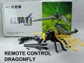 Remote Control mini Dragonfly with gyro system