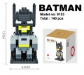 Loz Diamond block toys - cartoon & aninmal - Batman style