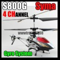 SYMA 4CH S800G RC Helicopter Built in GYRO System