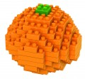 Loz Diamond block toys - mini fruit - orange style