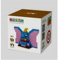 Loz diamond block Toys, Cartoon Series, Dumbo