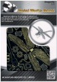 Metal Laser Etching 3D metal steel - Dragonfly