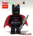 Decool minifigure -Super Heroes series IV, BATMAN