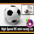 Football case mini RC Radio Control Micro Racing Car