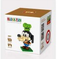 Loz diamond block Toys  Funny Cartoon Series, Goofy