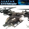 2.4G Control AVATAR Heavy Duty RC mini helicopter