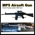 MP5 Spring Airsoft Rifle
