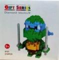 Loz dismond block - Ninja turtles Leonardo 210pcs