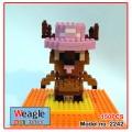 Weagle mini block toys - cartoon & aninmal - Tony Tony Chopper 喬巴