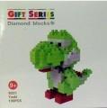 Loz Diamond block toys - Gift series - Yoshi