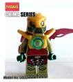 Decool minifigure - Chima series, Crominus, No Package Box