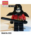 Decool minifigure - Super Heroes series III, Robin