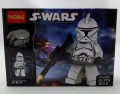 Decool minifigure S-War Series Clone Trooper NO PACKING BOX