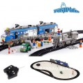 Banbao Block Toy - Transportation series, Heavy Freight Locomotive