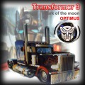 Transformer 3 Dark of the moon Mechtech Optimus