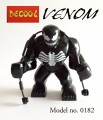 Decool minifigure - Superhero series, VENOM