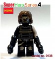 Decool minifigure -Super Heroes series IV, WINTER SOLDER
