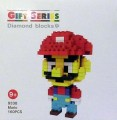 Loz Diamond block toys - Gift series - Mario
