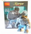 Decool Minfigure, Super Hero series, GRAY HULK