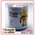 Weagle mini block toys - cartoon & animal - Transformer Bumblebee