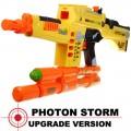 BLAZE STORM Pump Action Soft bullet Gun 20-Darts UPGRADED VERSION