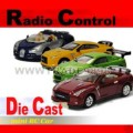 Die cast Metal Radio Control RC mini micro Racing Car