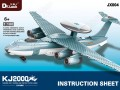 Block Toys - JK2000 Airborne Early Warming and Control System