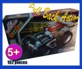 Pulzza Pull Back action racing car 102 pieces