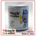 Weagle mini block toys - cartoon & animal - Transformer Optimus Prime