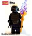Decool minifigure - Ninja series, Lord Carmadon, No Package Box