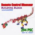 Loz Toys- Remote Control Dinosaur Building Block