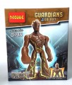 Decool minifigure - The Guardians of the Galaxy  series, Groot