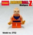 Decool minifigure  Dragonball Z series, KRILLIN