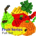 Loz Diamond block toys - mini fruit Series