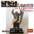 Decool minifigure - League of Legends Series Tryndamere NO PACKING BOX