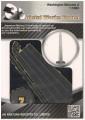 Metal Laser Etching 3D metal steel - Washington Monument